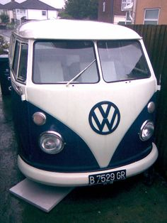Great memories of our VW vans!