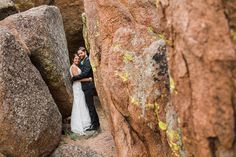 Curt Gowdy State Park Rustic Wedding at Hynds Lodge - See more on the blog!