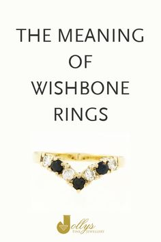 Find out the wonderful meaning of the #wishbone ring!