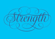 Strength – for Bob's mum, Linda by Dave Foster.