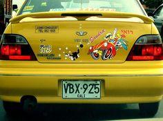Personnaliser sa voiture est très tendance aujourd'hui. On trouve de nombreux stickers qui permettent d'embellir notre auto.