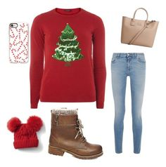 """""""Winteroutfit"""" by laurozic on Polyvore featuring Mode, Dorothy Perkins, Givenchy, Steve Madden, MANGO, Gap und Casetify"""