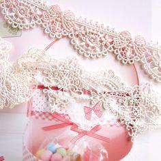 DIY håndlaget silke blondere delikat blondemateriale jeg til - Taobao Sewing Crafts