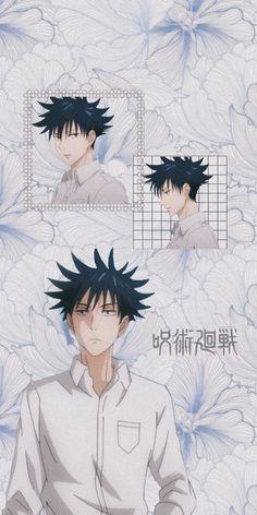 Fushiguro Megumi wallpaper aesthetic