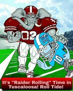 108 Best Alabama Funny Cartoon Images Alabama Crimson Tide Roll
