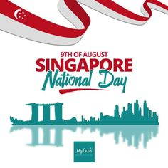 May today's glorious celebration be filled with peace and prosperity! Singapore National Day, Celebration, Peace, Live, Birthday, Happy, Birthdays, Sobriety, Dirt Bike Birthday