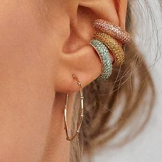 Glam Ear Cuff Set
