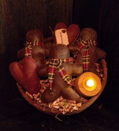 primitive-christmas-gingerbread-man-bowl