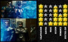 Crítica de la película Watchmen en TheZash.com