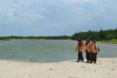 Indahnya Pantai Pasir Putih di Tuban - Part 3
