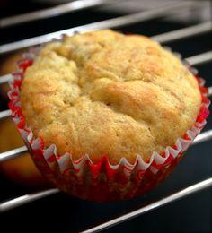 Dishing : Banana Muffins (Low Fat)