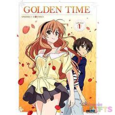 GOLDEN TIME COLLECTION 1 (DVD) (2DISCS/JAPANAESE W/ENG SUB) NLA