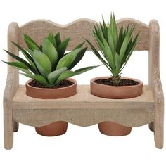 Image result for terracotta pot benches