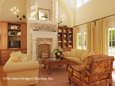 House Plan The Ansel Arbor Sater Design Collection Luxury House