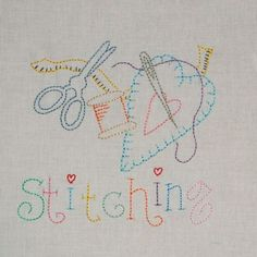 Embroidery Pattern Quilt Block ?? from cottoncharmquilts.typepad.com Who Has Moved to NEW BLOG at PinkSimplicity.com. jwt