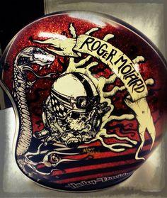 The Top 50 Coolest Motorcycle Helmets Motorcycle Helmet Design, Motorcycle Style, Motorcycle Gear, Retro Helmet, Vintage Helmet, Bobber Helmets, Helmet Paint, Custom Helmets, Kustom Kulture