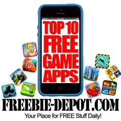 Top 10 FREE iPhone Games
