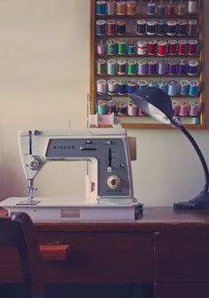 i will have a sewing machine one day!
