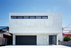 """Still"" by Apollo Architects and Associates #Minimal #Concrete #Architecture"