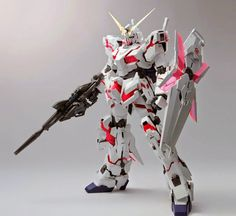 GUNDAM GUY: PG 1/60 RX-0 Unicorn Gundam - New Images, Videos & Release Info [Updated 1/8/15]
