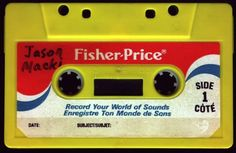 1980s fisher price tape player - Google Search