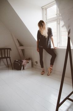 {moving abroad}: a ballerina in Copenhagen
