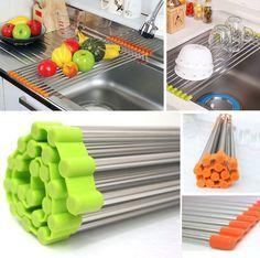 US $16.90 New in Home & Garden, Kitchen, Dining & Bar, Kitchen Storage & Organization