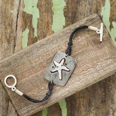 Sassy Starfish Bracelet - Anju Jewelry