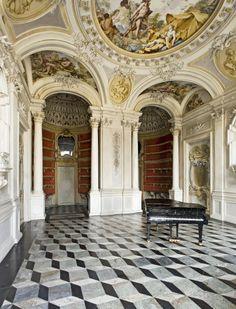 Castello di Rivoli - Sala di Bacco e Arianna #rivolley #rivoli #volley #pallavolo #castellodirivoli #museo #contemporaryart #residenzesabaude