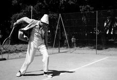 Jacques TatiLas vacaciones de Monsieur Hulot (1953)
