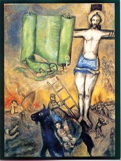 resurrection blanche de chagall - Recherche Google