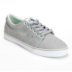 Vans Kress Skate Shoes - Women ($45) via Polyvore