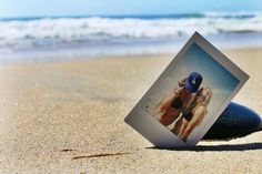 We have to do this with the Polaroid in hawaii