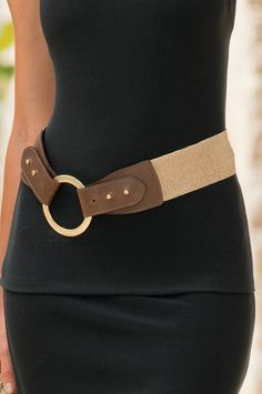 Shoes & Accessories - Boston Proper - so many options for this belt!