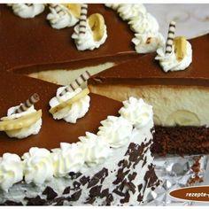 Schoko-Bananen-Torte - Tanja`s glutenfreies Kochbuch bread cake healthy muffins pudding recipes chocolat plantain recette recette Banana Recipes, Cake Recipes, Dessert Recipes, Dessert Sans Gluten, Gluten Free Desserts, Fancy Desserts, Fancy Cakes, Banana Chips, Cake & Co