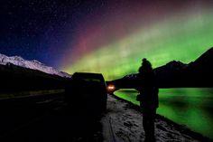 Seeing the Northern Lights (Aurora Borealis) in Banff National Park – EliteYYC.COM