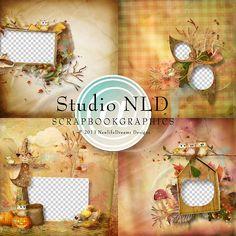 Autumn Splendor Quickpages