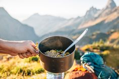 4 healthy trail-ready recipes to keep you going from sunup to sundown.
