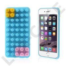 Builder (Ljus Blå) iPhone 6 Plus Skal