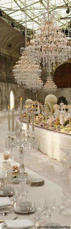 CRYSTAL OH YES  www.sweetpeaandblossom.com #weddingplanner