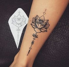 Mandala Tattoo Design # Mandala Tattoo – foot tattoos for women flowers Lotusblume Tattoo, Unalome Tattoo, Piercing Tattoo, Jagua Tattoo, Hand Tattoo, Sternum Tattoo, Mandala Tattoo Design, Ankle Tattoo Mandala, Back Of Ankle Tattoo