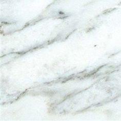 "MS International:  Arabescato Carrara Polished 12"" x 12"" Marble Tile TARACAR1212   $4.79 per sq ft"