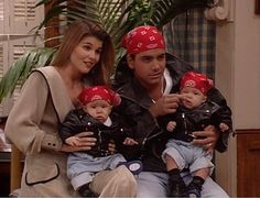 Uncle Jesse and Rebecca from Full House | The Most Important TV Couples From The90s