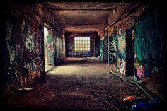 Graffiti Room...