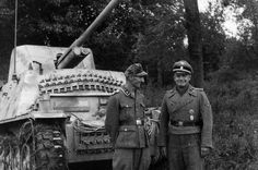 "Marder, 5th SS ""Wiking"", Caucasus 1942"