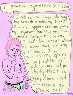 Artist: pearly Via Fat Grrrl Activism on FB