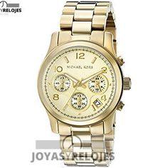 169b31d2dfd6 Michael Kors MK5055. Reloj Michael Kors HombreRelojes ...