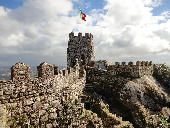Castle of The Moors in Sintra, Portugal Sintra Portugal, Monument Valley, To Go, Castle, Spaces, Nature, Travel, Naturaleza, Viajes