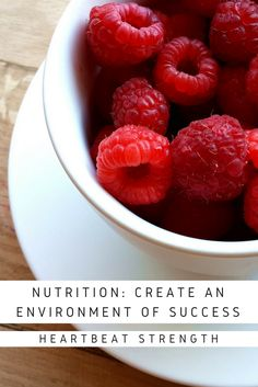 Nutrition and dieting is all about creating a positive environment to help you achieve success. Find diet tips to eat healthy, clean, nutritious, energizing foods to fuel your daily life and workouts. Grow strong by eating paleo, gluten free, keto, clean, whole 30, etc.