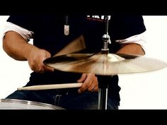How to Play Hi-Hat Variations Drum Lessons, Music Lessons, Drum Rudiments, Trommler, Drums Beats, Drum Music, How To Play Drums, Double Bass, Drum Kits